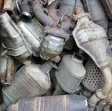 Használt gépjármű katalizátor felvásárolva és összegyűjtve