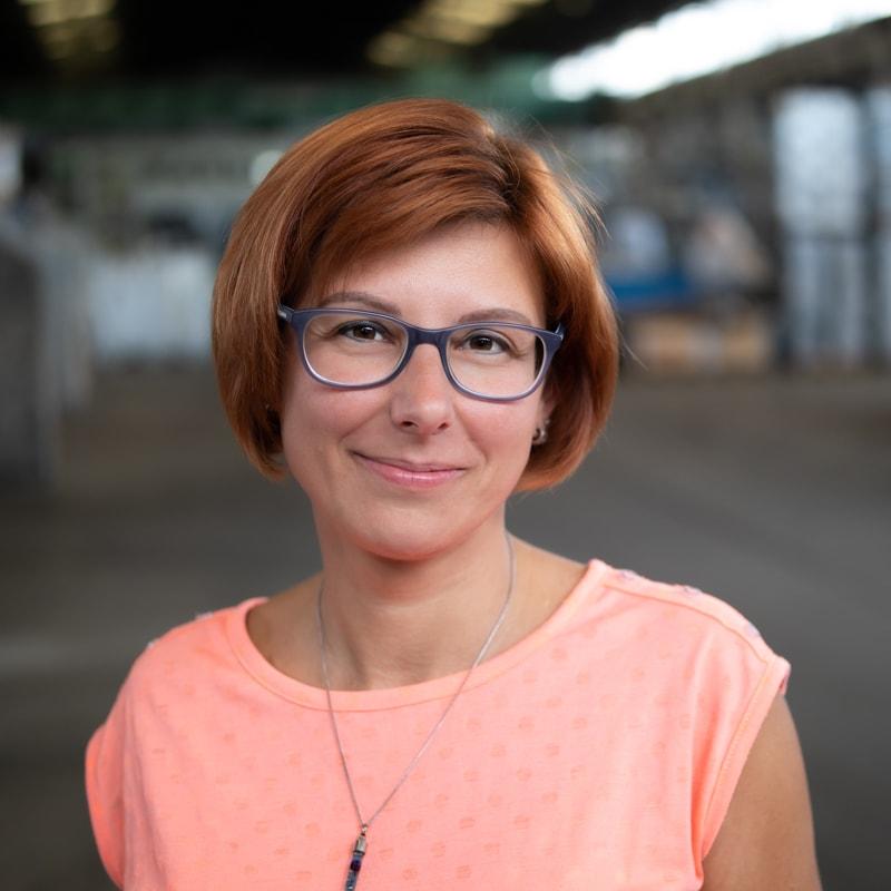 Baráth Katalin export ügyintéző