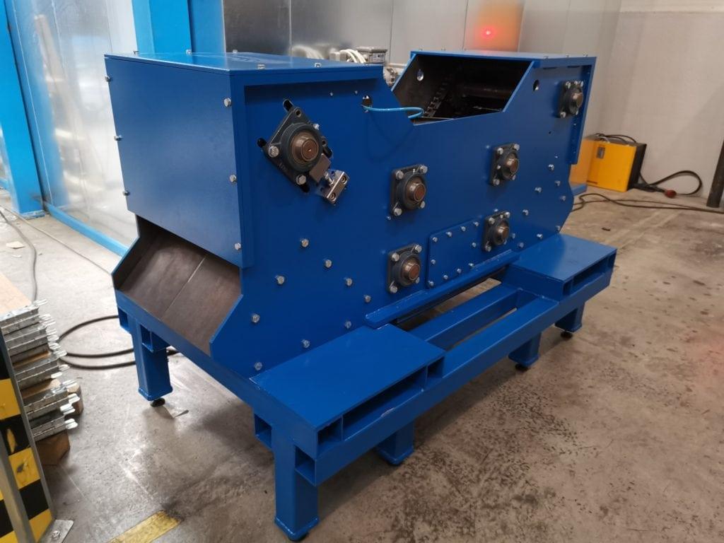 nehézközeges szeparátor alumínium hulladék feldolgozásához