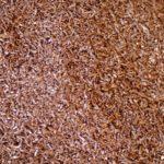 Darált kábel hulladék réz granulátum